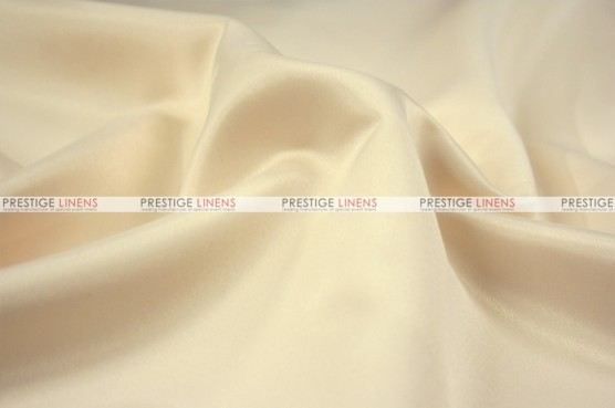 Lamour Matte Satin Table Skirting - 146 Butter