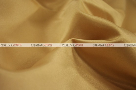 Lamour Matte Satin Table Skirting - 226 Gold