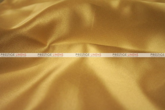 Lamour Matte Satin Table Skirting - 227 N Gold