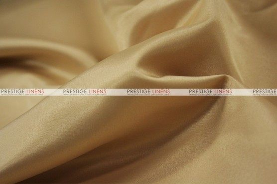 Lamour Matte Satin Table Skirting - 228 Lt Gold