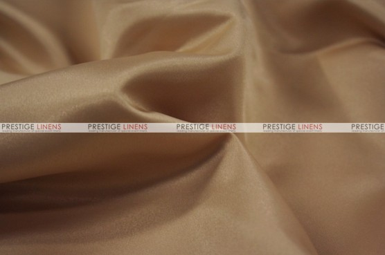 Lamour Matte Satin Table Skirting - 326 Khaki