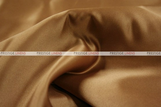 Lamour Matte Satin Table Skirting - 330 Cappuccino