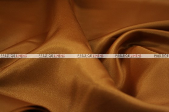 Lamour Matte Satin Table Skirting - 336 Cinnamon