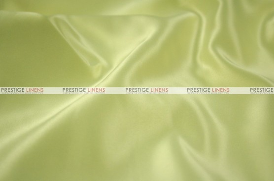 Lamour Matte Satin Table Skirting - 427 Lt Yellow