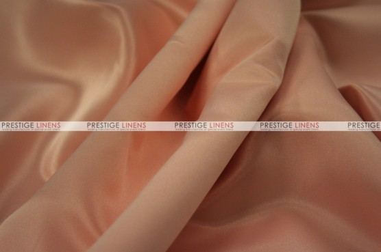 Lamour Matte Satin Table Skirting - 430 Peach
