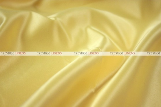 Lamour Matte Satin Table Skirting - 458 Canary