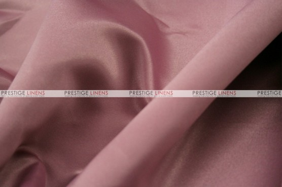 Lamour Matte Satin Table Skirting - 532 Mauve