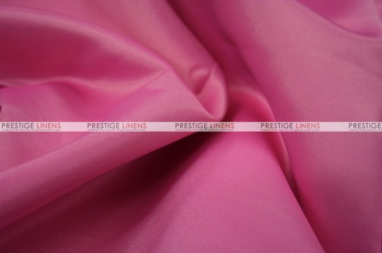 Lamour Matte Satin Table Skirting - 540 Bubble Gum