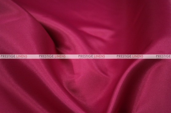 Lamour Matte Satin Table Skirting - 556 Dk Fuchsia