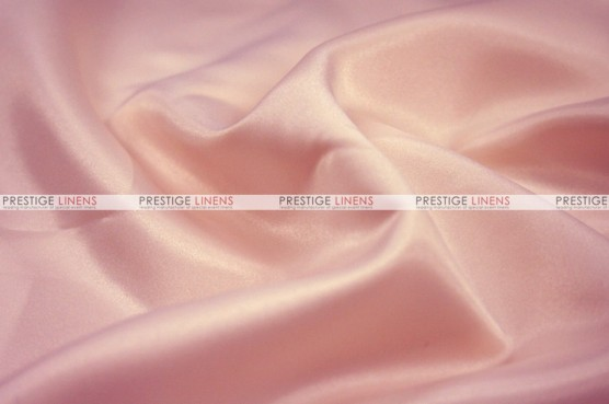 Lamour Matte Satin Table Skirting - 567 Blush Pink