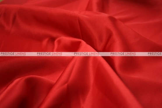 Lamour Matte Satin Table Skirting - 626 Red