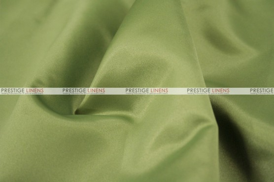 Lamour Matte Satin Table Skirting - 728 Lettuce