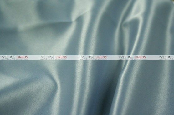 Lamour Matte Satin Table Skirting - 729 Seafoam