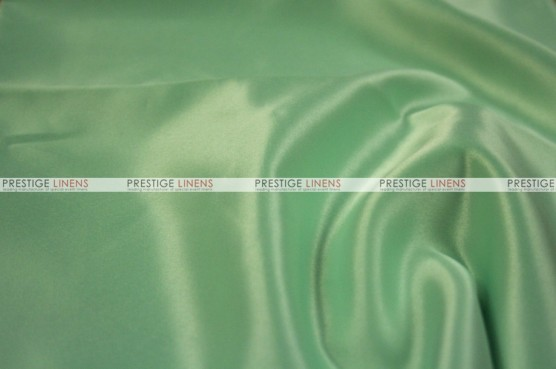 Lamour Matte Satin Table Skirting - 730 Mint