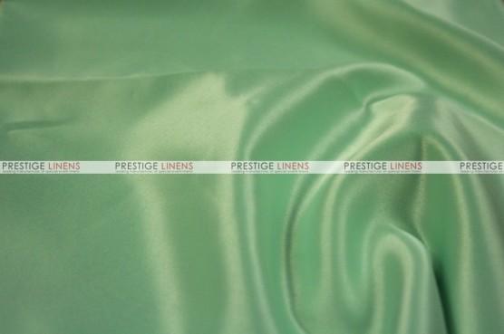 Lamour Matte Satin Table Skirting - 730 Mint