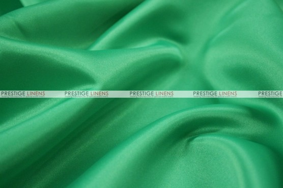 Lamour Matte Satin Table Skirting - 734 Lt Green