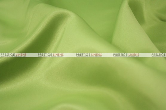 Lamour Matte Satin Table Skirting - 742 Pucci Lime