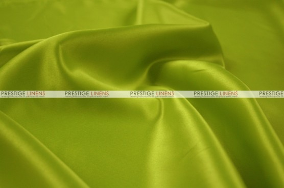 Lamour Matte Satin Table Skirting - 752 Avocado