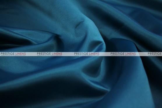 Lamour Matte Satin Table Skirting - 759 Dk Teal