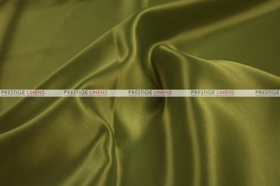 Lamour Matte Satin Table Skirting - 830 Olive