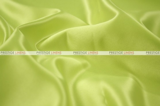 Lamour Matte Satin Table Skirting - 836 Kiwi