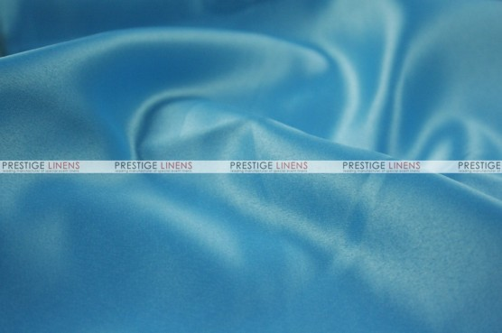 Lamour Matte Satin Table Skirting - 927 Aqua