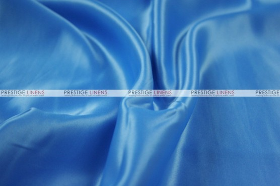 Lamour Matte Satin Table Skirting - 932 Turquoise