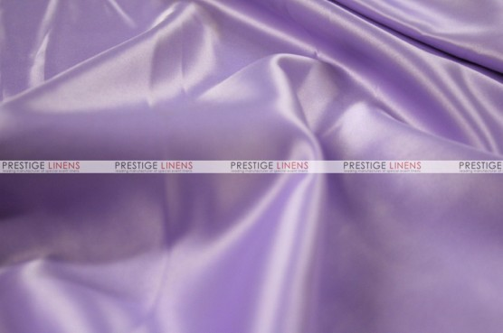 Lamour Matte Satin Table Skirting - 1026 Lavender
