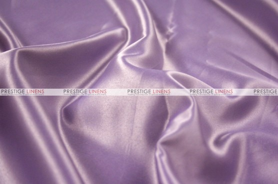 Lamour Matte Satin Table Skirting - 1029 Dk Lilac