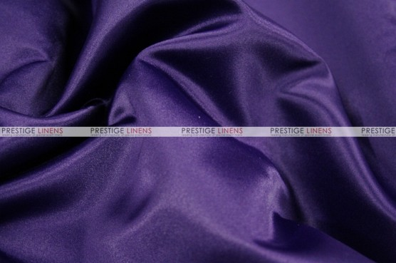 Lamour Matte Satin Table Skirting - 1032 Purple