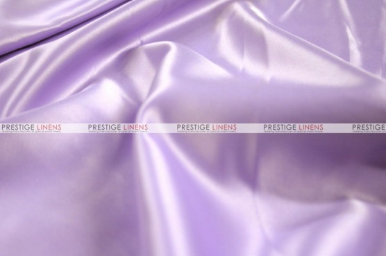 Lamour Matte Satin Table Skirting - 1035 Lt Lavender