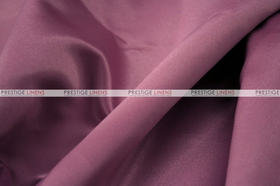 Lamour Matte Satin Table Skirting - 1043 Orchid