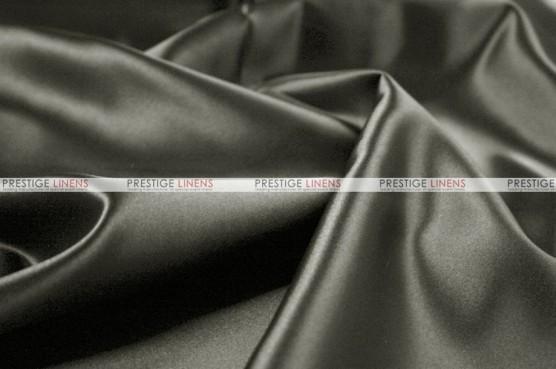 Lamour Matte Satin Table Skirting - 1128 Grey