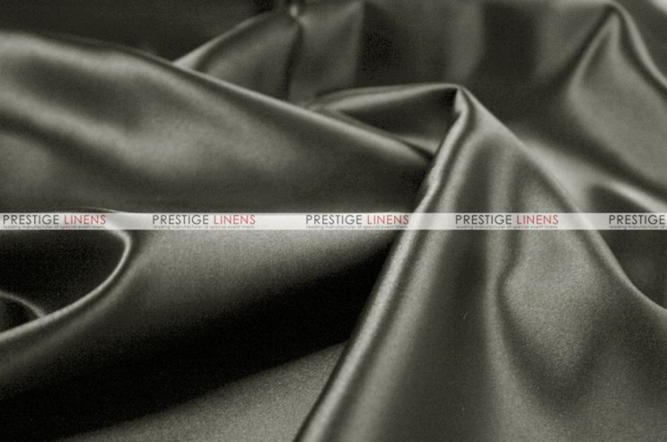 Lamour Matte Satin Table Skirting - 1128 Grey