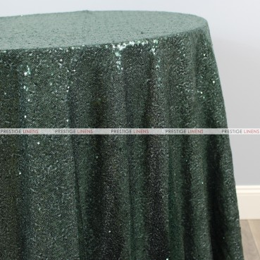 Glitz Table Linen - Hunter