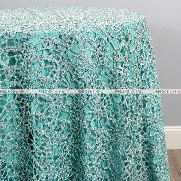 Chemical Lace Table Linen - Tiffany