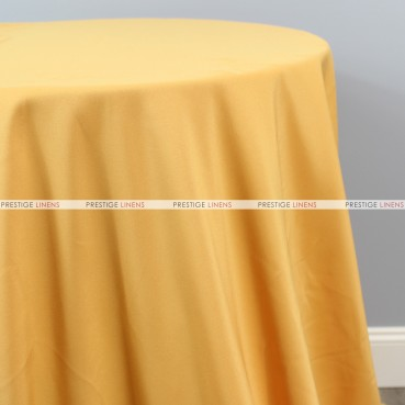 Polyester (Double Width) Table Linen - 226 Gold
