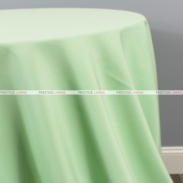 Polyester (Double Width) Table Linen - 730 Mint