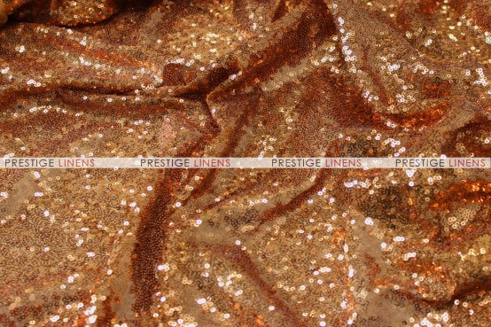Glitz Draping - Copper