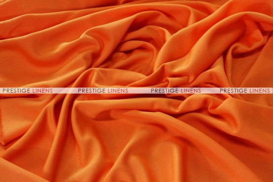 Scuba Stretch Draping - Orange