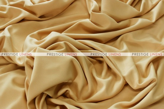 Scuba Stretch Draping - Gold