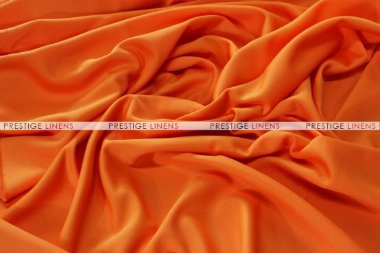 Scuba Stretch Pillow Cover - Orange