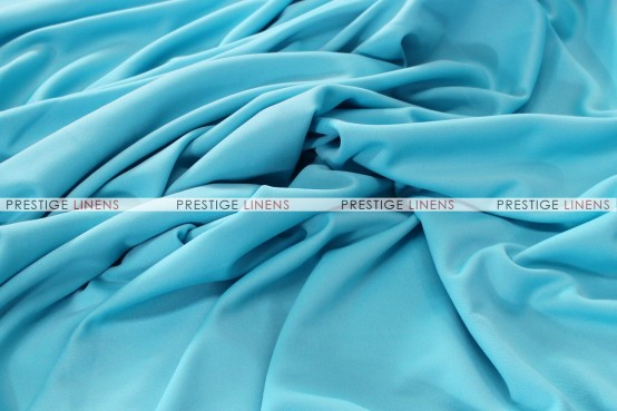 Scuba Stretch - Fabric by the yard - Turquoise