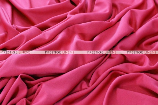 Scuba Stretch Draping - Fuchsia