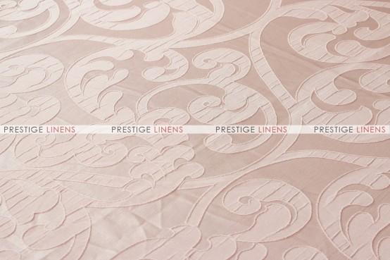 Victorian Damask - Fabric by the yard - Blush