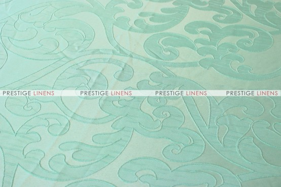 Victorian Damask - Fabric by the yard - Mint