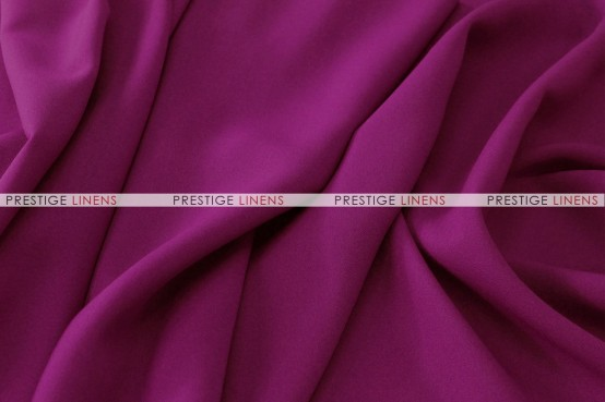 Polyester Table Skirting - 646 Magenta