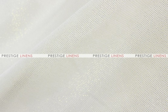 Vintage Linen Metallic - Fabric by the yard - Ivory
