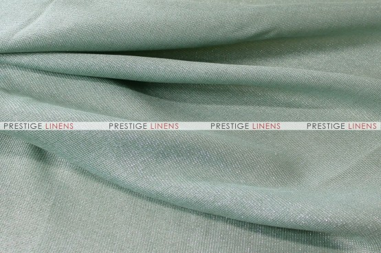 Vintage Linen Metallic - Fabric by the yard - Mint