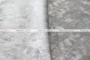 TIBUR TABLE LINEN - PLATINUM